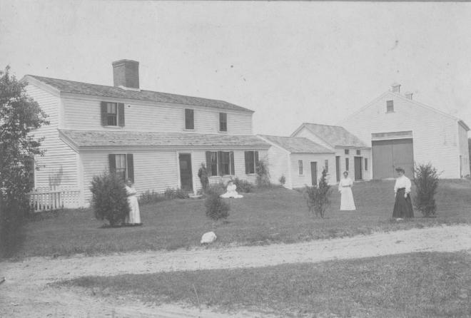 Morrison Family Homestead