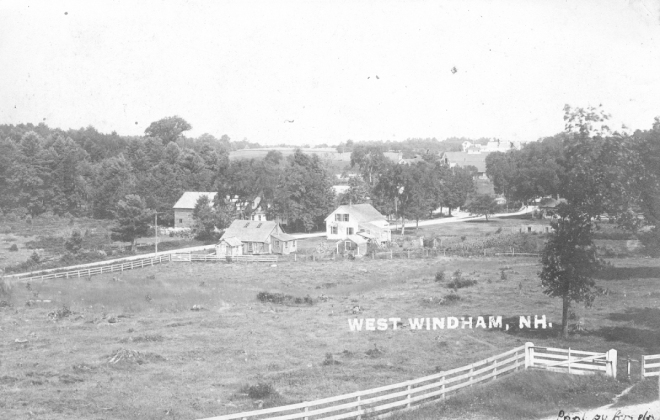 A view of West Windham, New Hampshire