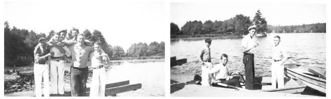 I.H.P. Cobbett's 1935. Cobbett's Pond Club Mirimar 1935
