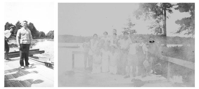 Club Mirimar. Andrew 1935