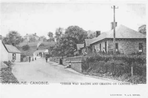Canobie, Scotland