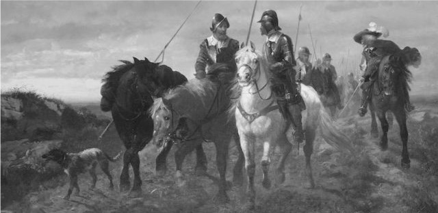 The Border Reivers Spirit of Independence