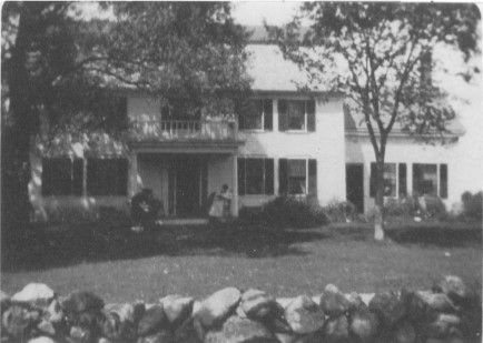 The Austin Estate as it appeared during the time period of the article.